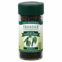 Frontier Whole Black Peppercorns