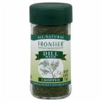 Frontier Chopped Dill Weed - 0.35 oz