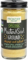 Frontier  Co-Op Organic Mustard Seed Ground