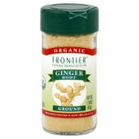 Frontier Organic Ground Ginger Root - 1.5 oz