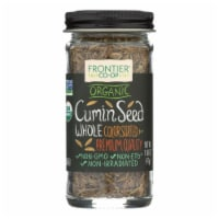 Frontier Herb Cumin Seed - Organic - Whole - 1.68 oz - Pack of 3 - Case of 3 - 1.68 OZ each