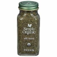 Simply Organic Dill Weed - .81 oz