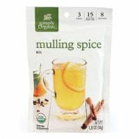 Simply Organic Mulling Spice Mix - 1.2 oz