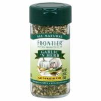 Frontier Garlic 'N Herb Salt-Free Blend