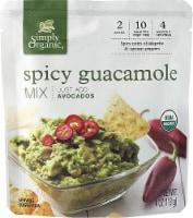 Simply Organic Spicy Guacamole Mix