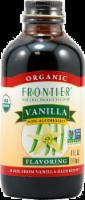 Frontier Organic Vanilla Flavor