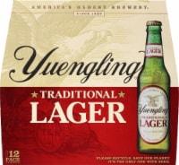 Yuengling Traditional Lager - 12 bottles / 12 fl oz