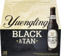 Yuengling Original Black & Tan Porter & Premium Beer