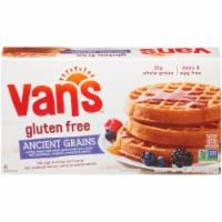 Van's Gluten Free Ancient Grains Waffles - 6 ct