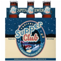 Capital Brewery Supper Club Lager