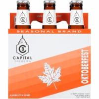Capital Brewery Oktoberfest Marzen Style Lager