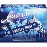 Capital Brewery Winter Skal Seasonal Beer