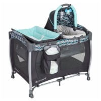 Baby Trend Resort Elite Spacious Portable Infant Play Nursery Center, Laguna - 1 Unit