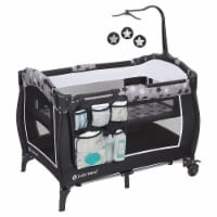 Baby Trend E Rising Star Nursery Center with Baby Changing Table and Playard - 1 Piece