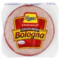 Fischer's Sliced German Bologna - 16 oz