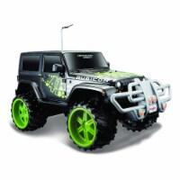 Maisto Off-Road Jeep Wrangler Rubicon 1:16 RC Car - 1 Unit