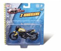 Maisto Fresh Metal 2 Wheelers Toy