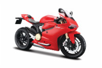 Maisto 1:12 Assembly Line Ducati 1199 Panigale - Red