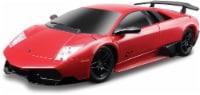 Maisto Remote Control 1:24 Lamborghini Murciélago LP 670-4 SV - Red
