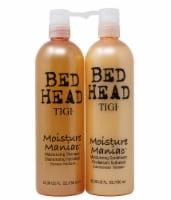 TIGI Bed Head Moisture Maniac Shampoo & Conditioner Twin Pack