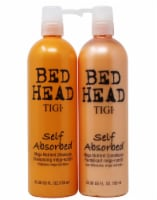 TIGI Bed Head Self Absorbed Shampoo & Conditioner Twin Pack