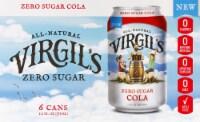 Virgil's Zero Sugar Cola