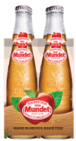 Sidral Mundet® Apple Soda - 4 bottles / 12 fl oz