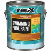 Insl-X 1 Gal. Ocean Blue Semi-Gloss Waterborne Pool Paint WR1023092-01 Pack of 2 - 1 Gal.