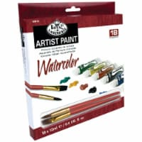 Royal Langnickel Watercolor Artist Paint Set - Assorted