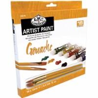 Royal Langnickel Gouache Artist Paint Set - Assorted