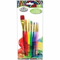 Artist Brush Set-7/Pkg - 1