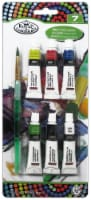 Royal Langnickel Watercolor Artist Pack with Brush Paint Set