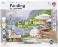 Paint By Number Kit 15.375 X11.25 -Sunday Brunch - 1