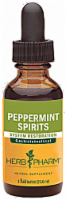 Herb Pharm Peppermint Spirits Gastrointestinal System Restoration Herbal Supplement