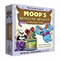 Steve Jackson Games SJG1544 Moops Monster Mashup Deluxe Board Game - 1