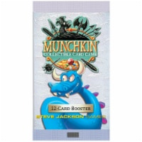Munchkin Collectible Card Game Booster Pack - 1 Unit