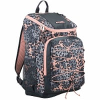 Fuel Wide Mouth Bungee Backpack - Cheetah Tie-Dye