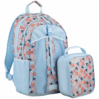 Fuel Deluxe Lunch Bag & Backpack Combo - Ditsy Foral - 1 ct
