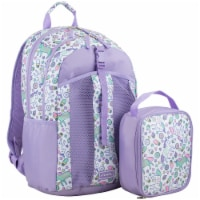 Fuel Deluxe Lunch Bag & Backpack Combo - Unicorn Sweets - 1 ct