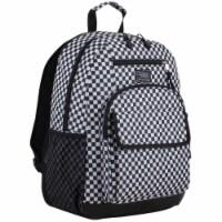 Eastsport Future Tech Backpack - Checker Plaid