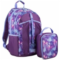 Fuel Deluxe Lunch Bag & Backpack Combo - Galaxy - 1 ct