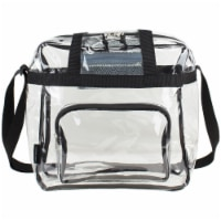 Eastsport NFL Approved Stadium Tote - Clear
