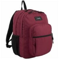Fuel Deluxe Classic Large Backpack - Maroon