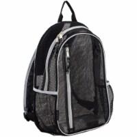 Eastsport Nylon Mesh Active Sport Backpack