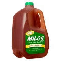 Milo's Famous Unsweet Tea