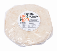 """Cabo Loco 10"""" Gordita Flour Tortillas"""