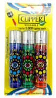 CLIPPER Reusable Lighters