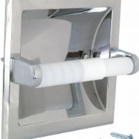 Sim Supply Toilet Paper Holder,(1) Roll,Polished  15209 - 1