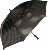 ShedRain Windjammer® Manual-Open Vented Golf Umbrella - Funfetti - 62 in
