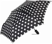 ShedRain Windjammer® Vented Auto-Open and Auto-Close Compact Umbrella - Susie